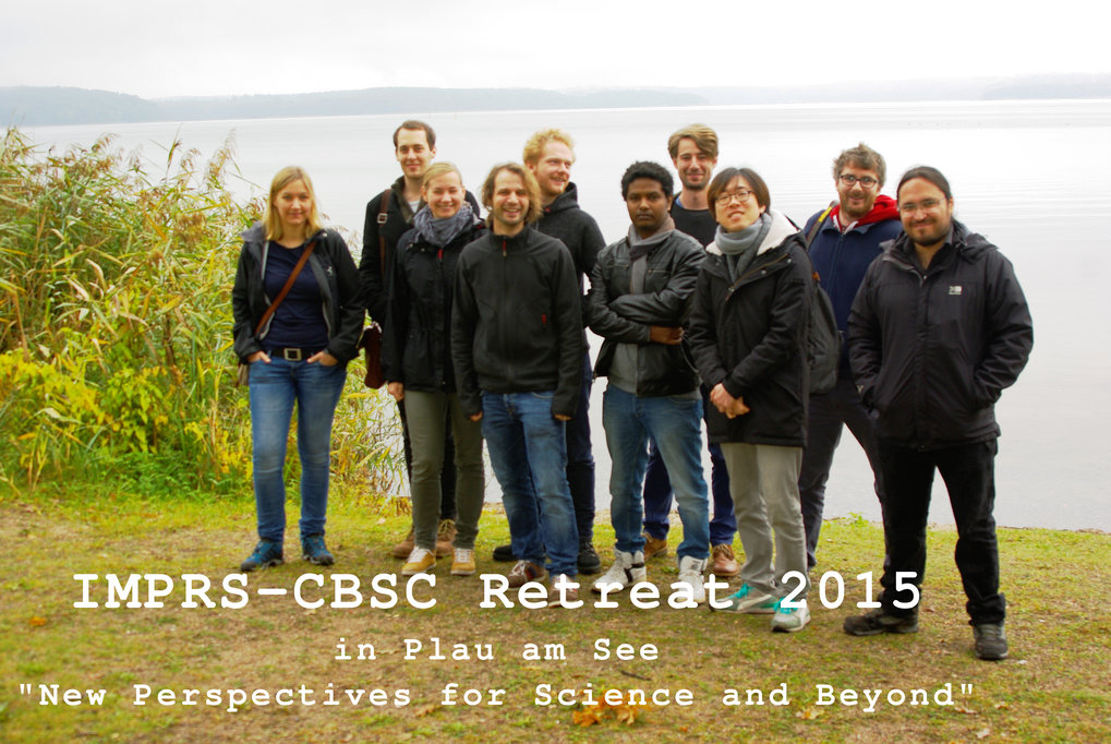 "Retreat 2015: New Perspectives for Science and Beyond"" at Plau am See  """