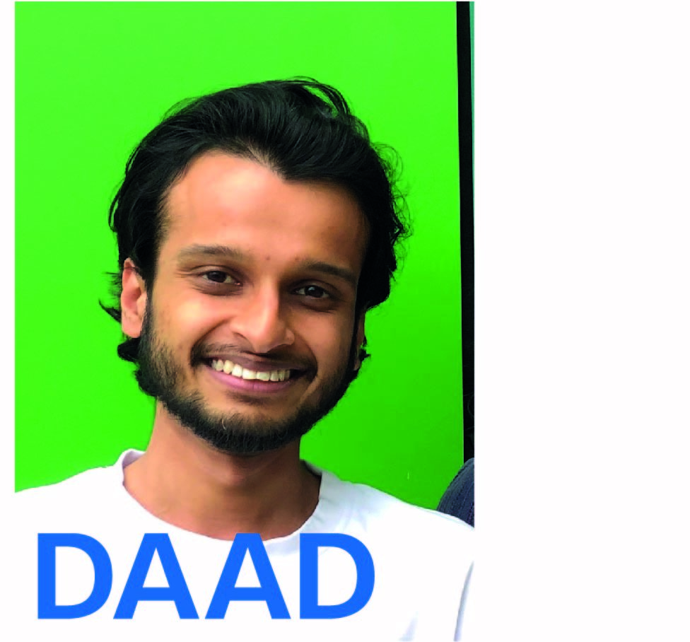 <p><strong>Dhanur receives the DAAD PhD fellowship!</strong></p>